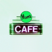 Mom's Cafe Neon Sign - 34""