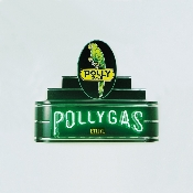 POLLYGAS NEON SIGN